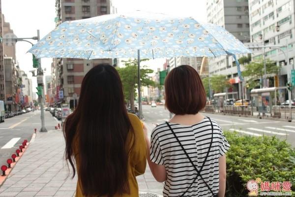 Rainstory 抗 UV 自動親子傘
