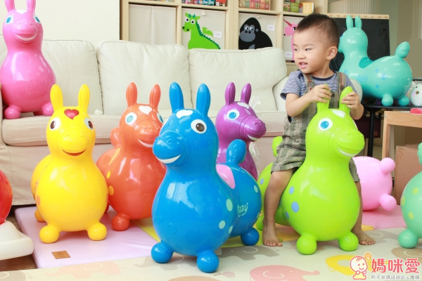 RODY跳跳馬騎乘玩具